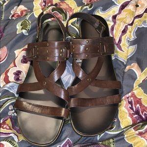 Sz 9 sandals by Franco Sarto